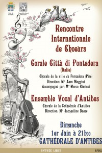 Concerto ad Antibes