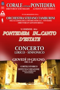 In…canto d'estate 2014
