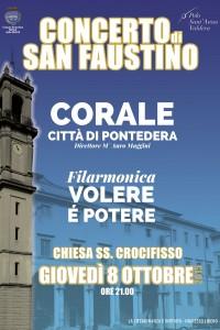 Concerto di San Faustino a Pontedera