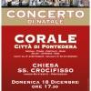 Concerto di Natale – Pontedera