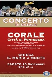 Concerto di Natale – Santa Maria a Monte