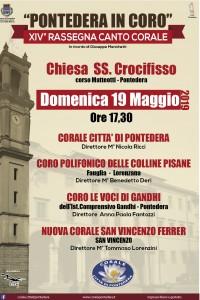 XIV Rassegna canto corale 2019